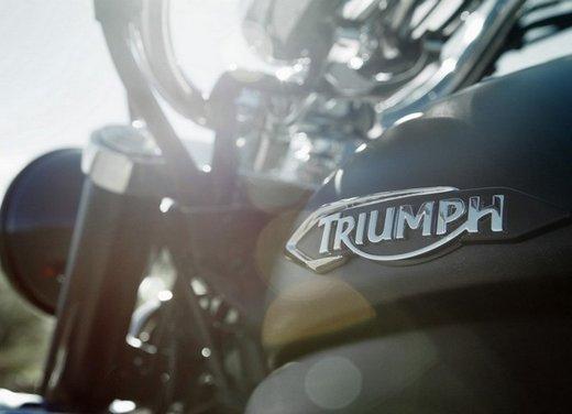 Triumph Rocket III Roadster 2013 - Foto 3 di 9