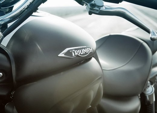 Triumph Rocket III Roadster 2013 - Foto 4 di 9