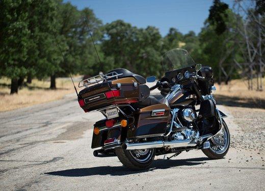 Harley-Davidson modelli 110th Anniversary - Foto 33 di 36