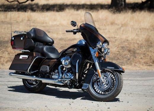 Harley-Davidson modelli 110th Anniversary - Foto 34 di 36