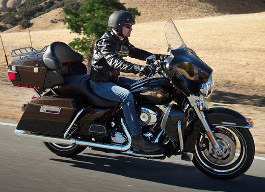 Harley-Davidson modelli 110th Anniversary - Foto 35 di 36