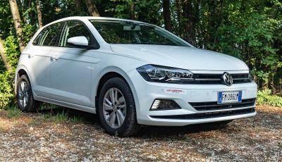 Volkswagen Polo TGI prova su strada, prezzi e consumi