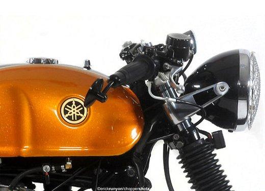 Yamaha XV 750 Café Racer - Foto 15 di 15