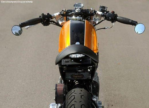 Yamaha XV 750 Café Racer - Foto 6 di 15