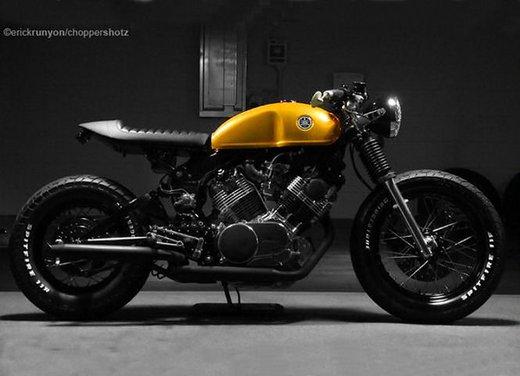 Yamaha XV 750 Café Racer - Foto 12 di 15