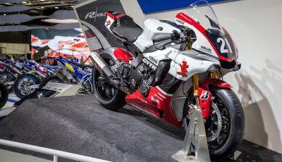 Novità Yamaha a EICMA 2018