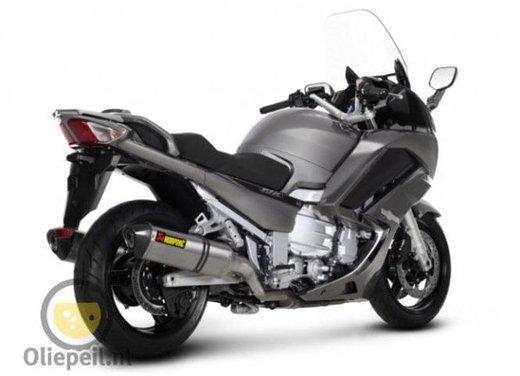 Yamaha FJR 1300 prime immagini rubate - Foto 1 di 5