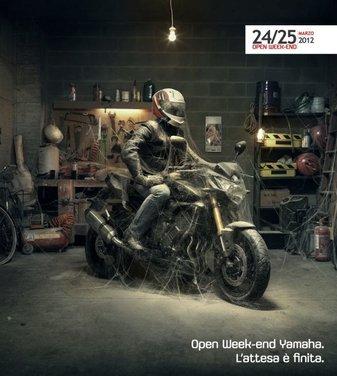 Yamaha Open Week-End 2012 - Foto  di