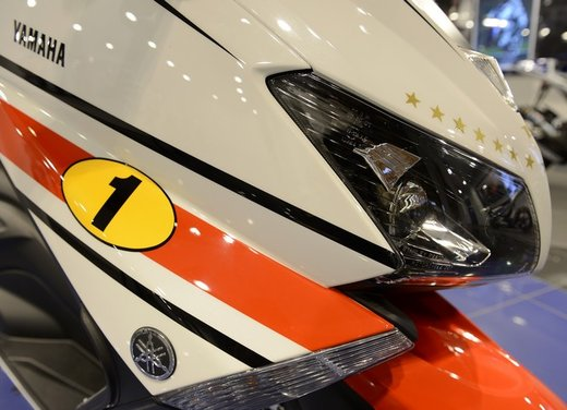 Yamaha TMax 530 versione Giacomo Agostini - Foto 15 di 39