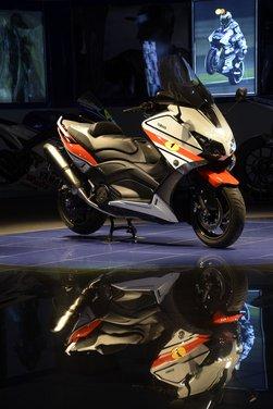 Yamaha TMax 530 versione Giacomo Agostini - Foto 20 di 39