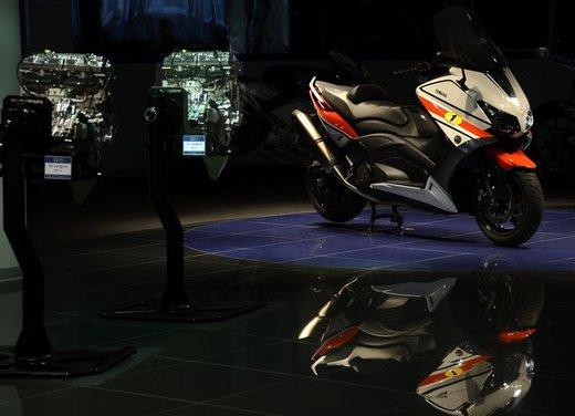 Yamaha TMax 530 versione Giacomo Agostini - Foto 23 di 39