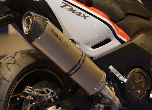 Yamaha TMax 530 versione Giacomo Agostini - Foto 27 di 39