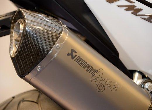 Yamaha TMax 530 versione Giacomo Agostini - Foto 30 di 39
