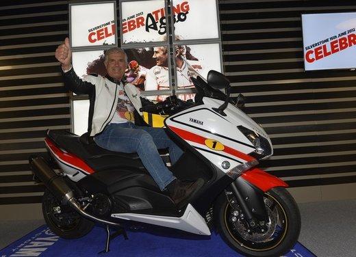 Yamaha TMax 530 versione Giacomo Agostini - Foto 3 di 39