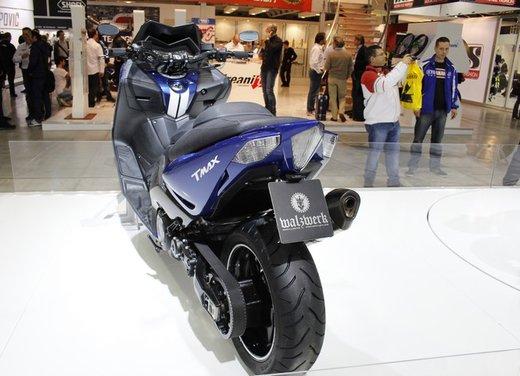 Yamaha TMax Hyper Modified by Marcus Walz - Foto 13 di 33