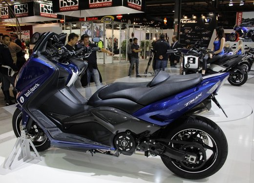 Yamaha TMax Hyper Modified by Marcus Walz