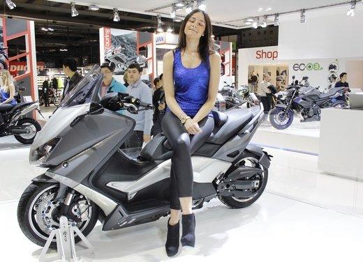 Tutte le novità scooter ad Eicma 2012 - Foto 7 di 25