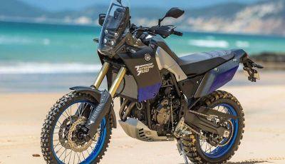 Yamaha Ténéré 700 2018: la World Raid per tornare alla Dakar
