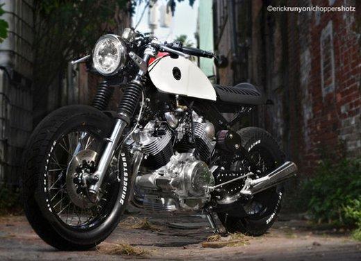 Yamaha Virago XV920 Cafe Racer by Doc's Chop - Foto 13 di 16