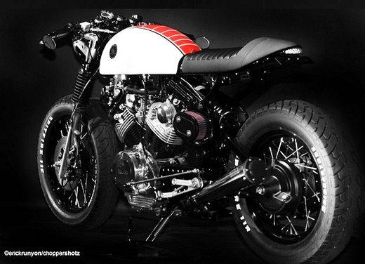 Yamaha Virago XV920 Cafe Racer by Doc's Chop - Foto 2 di 16