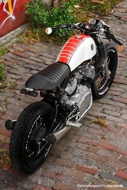 Yamaha Virago XV920 Cafe Racer by Doc's Chop - Foto 8 di 16