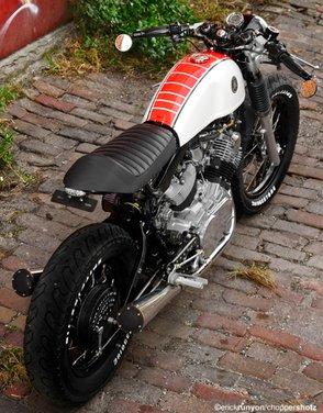 Yamaha Virago XV920 Cafe Racer by Doc's Chop - Foto 9 di 16