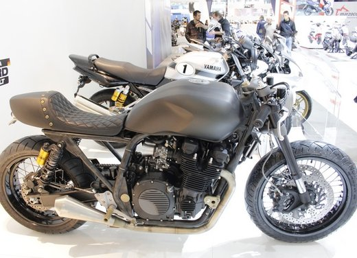 "Yamaha XJR 1300 ""Yard Built Yamaha"" by Wrenchmonkees"