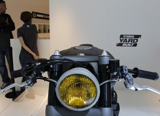 "Yamaha XJR 1300 ""Yard Built Yamaha"" by Wrenchmonkees - Foto 10 di 47"