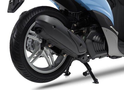 Yamaha Xenter 125 e 150 - Foto 32 di 82