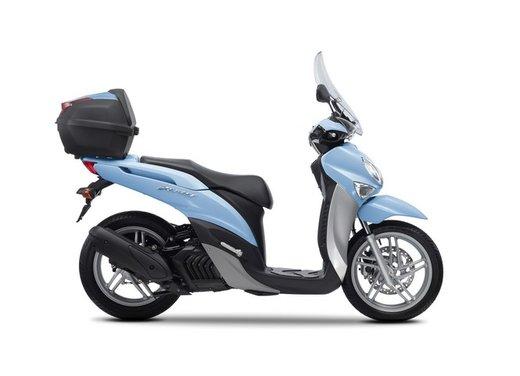 Yamaha Xenter 125 e 150 - Foto 45 di 82