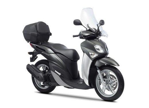 Scooter novità 2012 - Foto 15 di 32