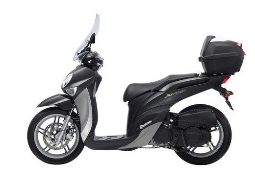 Yamaha Xenter 125 e 150 - Foto 24 di 82