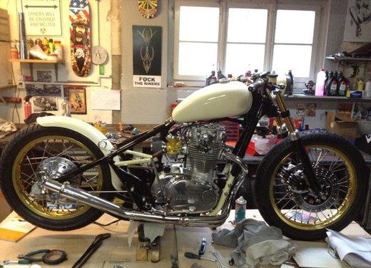 Motor Bike Expo 2012 - Foto 1 di 20