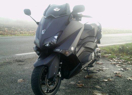 Yamaha T-Max 2012, evoluzione senza rivoluzione - Foto 3 di 16
