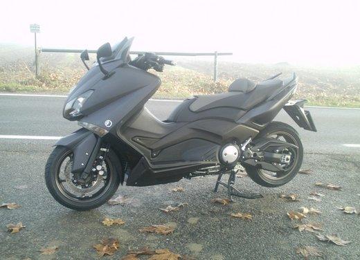 Yamaha T-Max 2012, evoluzione senza rivoluzione - Foto 4 di 16