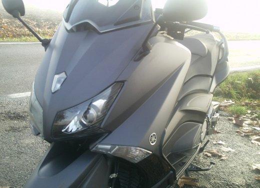 Yamaha T-Max 2012, evoluzione senza rivoluzione - Foto 10 di 16