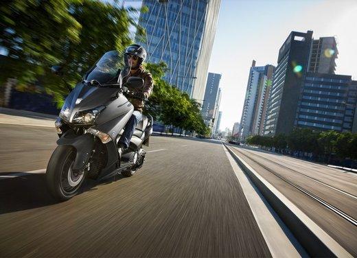 Yamaha T-Max 2012, evoluzione senza rivoluzione - Foto 12 di 16