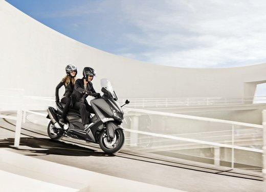Yamaha T-Max 2012, evoluzione senza rivoluzione - Foto 14 di 16