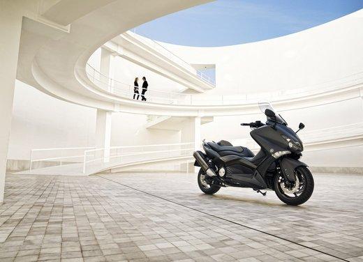 Yamaha T-Max 2012, evoluzione senza rivoluzione - Foto 16 di 16