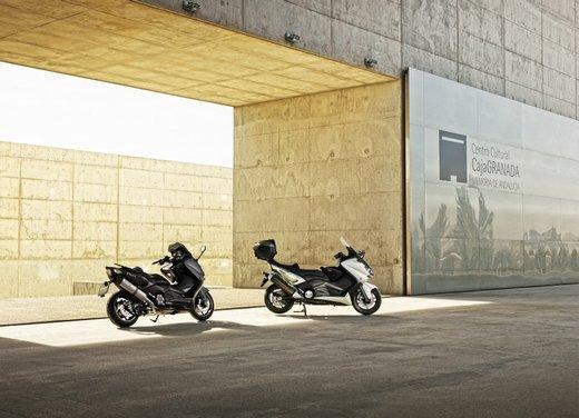 Yamaha T-Max 2012, evoluzione senza rivoluzione