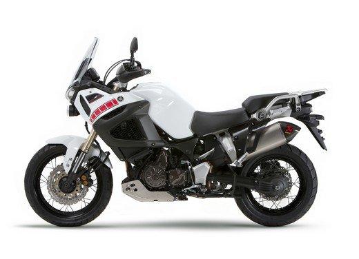 Yamaha Super Tenere 1200 Competition White al Motor Bike Expo