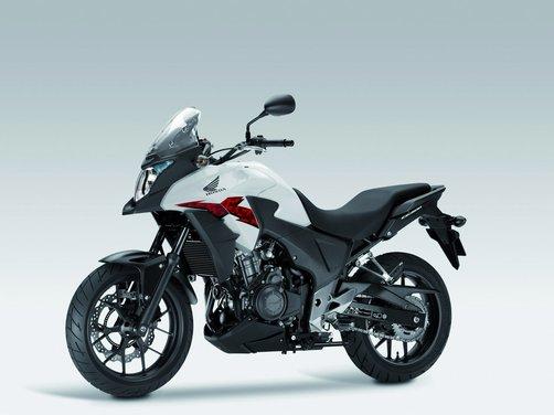 Honda CB500X - Foto 15 di 20