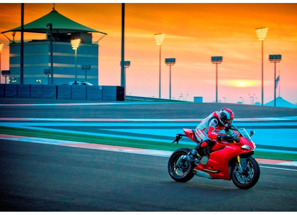 Aperte le iscrizioni per DRE 2015, ovvero Ducati Riding Experience con Panigale1299 S