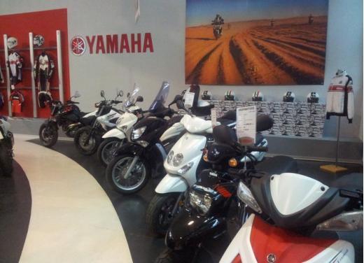 Aperto a Milano il nuovo concessionario Yamaha Negrimotors - Foto 18 di 18