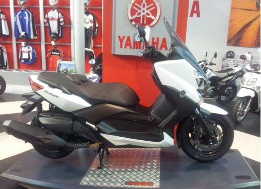 Aperto a Milano il nuovo concessionario Yamaha Negrimotors - Foto 12 di 18