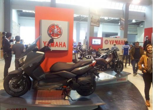 Aperto a Milano il nuovo concessionario Yamaha Negrimotors - Foto 13 di 18