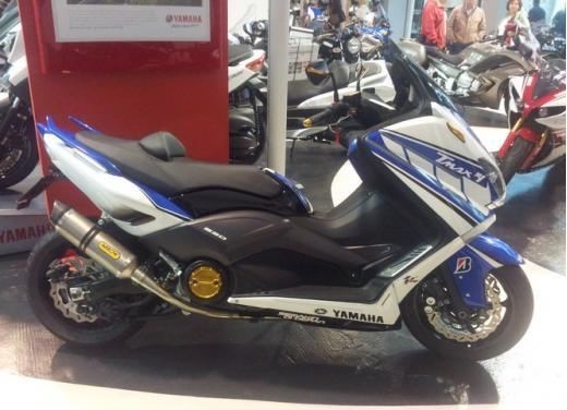 Aperto a Milano il nuovo concessionario Yamaha Negrimotors - Foto 8 di 18