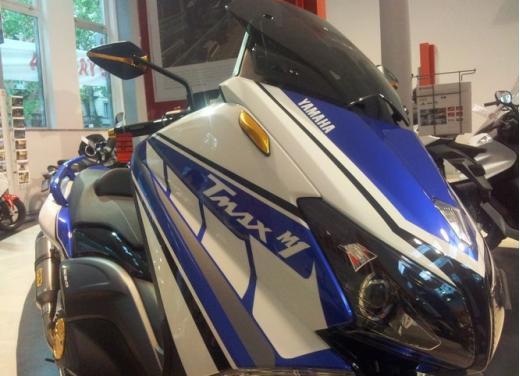 Aperto a Milano il nuovo concessionario Yamaha Negrimotors - Foto 9 di 18