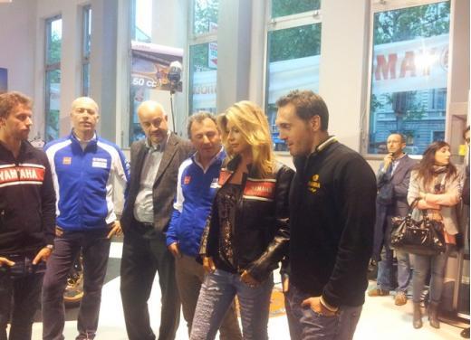 Aperto a Milano il nuovo concessionario Yamaha Negrimotors - Foto 7 di 18