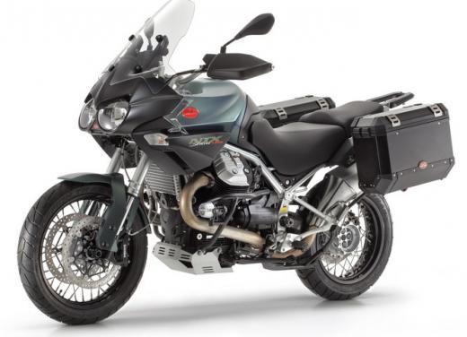 Aprilia e Moto Guzzi: proseguono le promozioni su Aprilia RS 125, Aprilia Dorsoduro e Moto Guzzi V7 - Foto 8 di 8